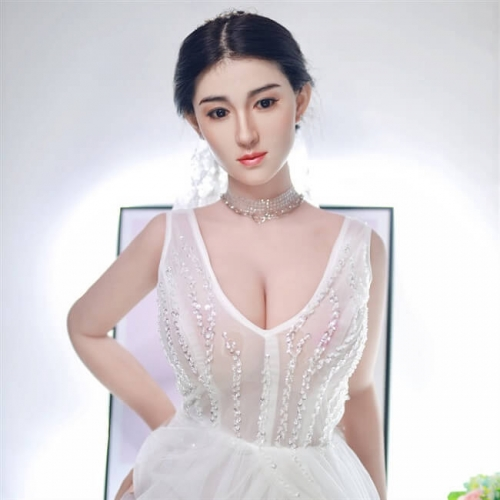 JY Dolls XiaoFei 164cm Big Breast Silicone Head Sex Dolls