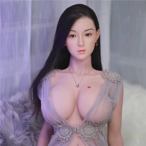 JY 166cm beautiful silicone sex doll for men-XiaoRou